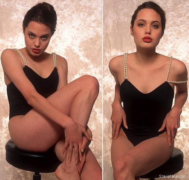 Темта.ру - Самая шокирующая информация Версия для печати Angelina Jolie в 1
