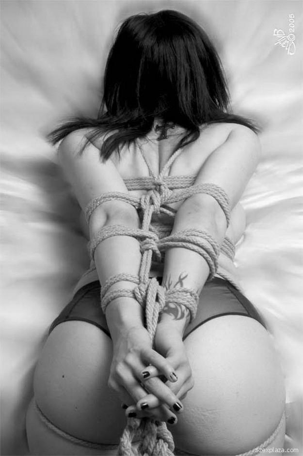 Bondage, kötözős szex