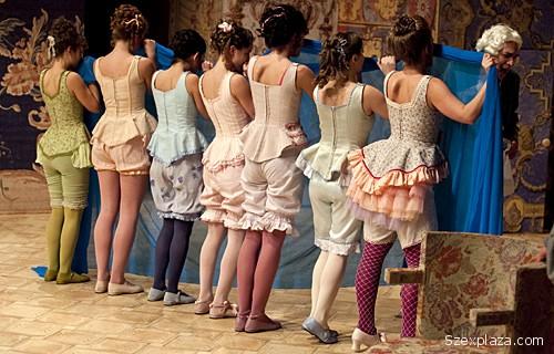 Az orosz cári balett titkai