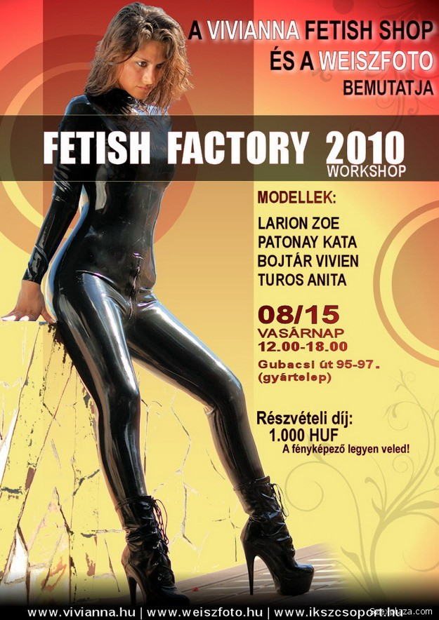 Fetish Factory Workshop