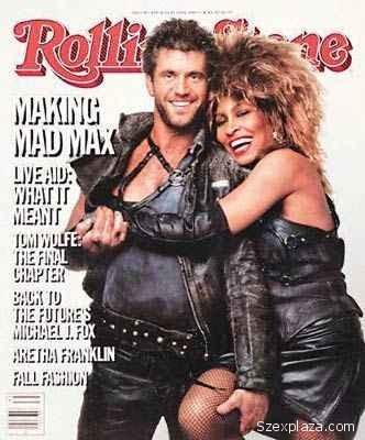 Tina Turner fél órát szopta Mel Gibsont