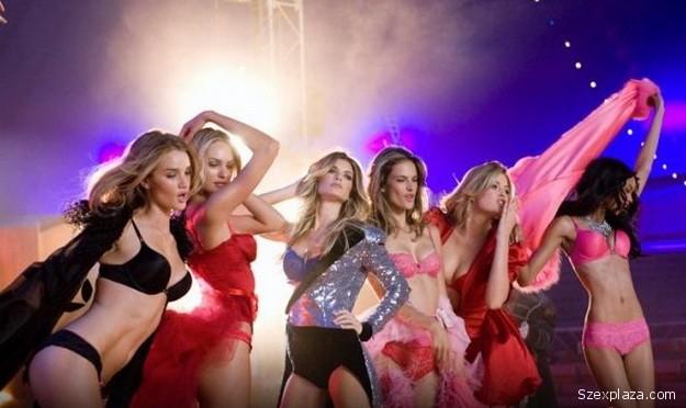 Michael Bay fehérneműreklámja a Victoria's Secretnek