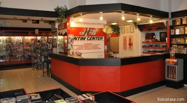Sex Shop Budapest belvárosában: Intim Center