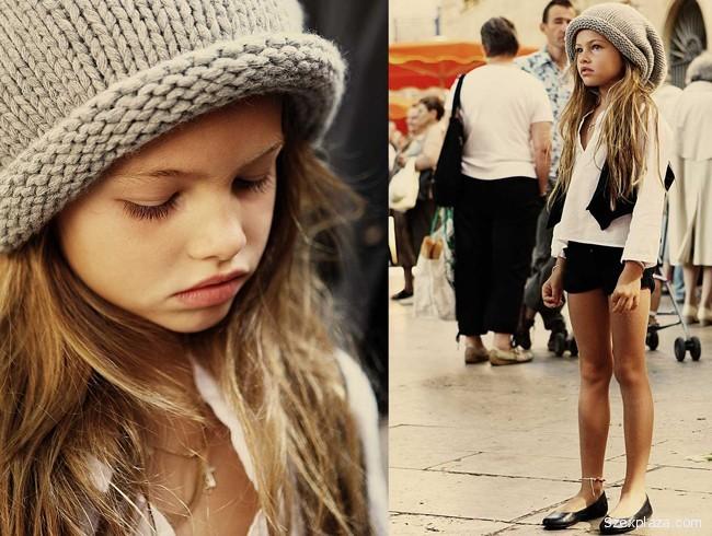 Сексуальная фотосессия маленькой девочки повергла общественность в шок (ФОТ