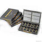 Poweros infrahatású óvszer, kondom 18 db-os díszdobozban vagy darabra